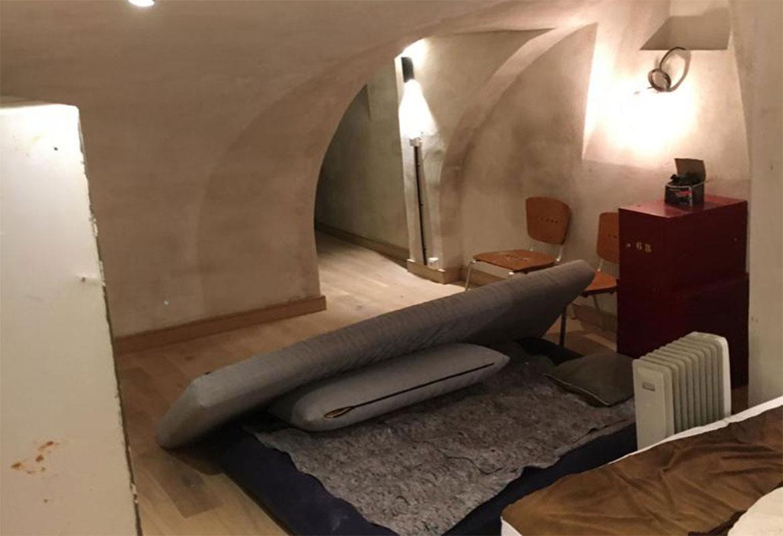 Rénovation de Cave Voutée à Paris
