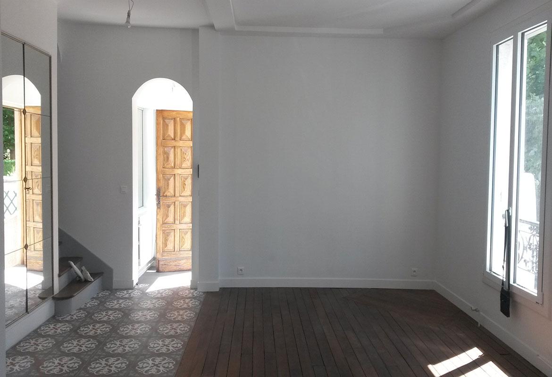 Rénovation intérieur Asnières