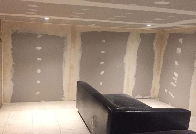 Isolation des Murs Exterieur par l'interieur