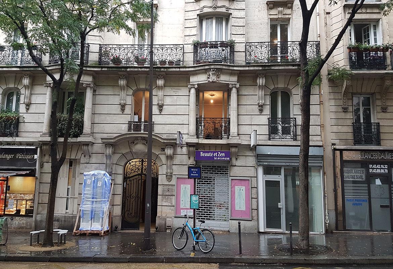 Menuiserie extérieur Paris 12